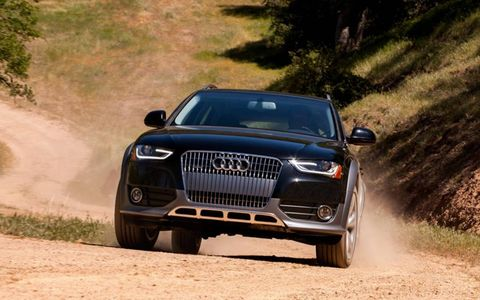 Fuel economy numbers for the Allroad are 20 mpg in the city and 27 mpg on the highway.