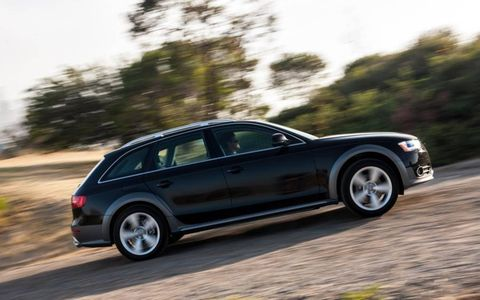 The as-tested price for our Allroad tester was more than $43,000.