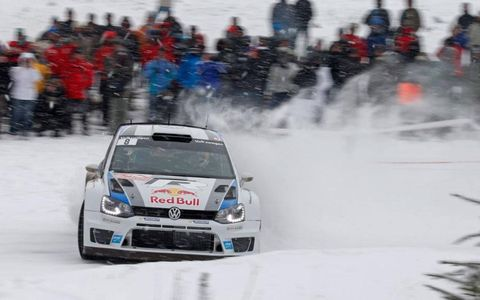 Sebastien Ogier's runner-up finish came in tough conditions in Monte Carlo. Ogier heads up the new Volkswagen entry in the WRC.