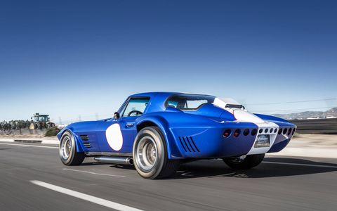 The Corvette Grand Sports lives again! Superformance makes them.