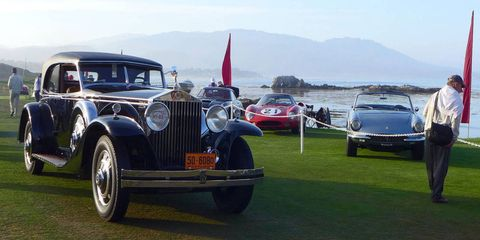The Pebble Beach Concours is moving dates for 2018, but it will be back to the third week of August by 2019.