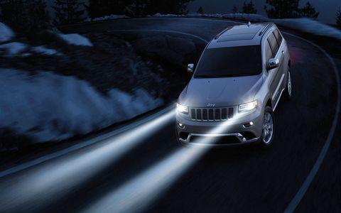 2016 Jeep Grand Cherokee Summit 4x4