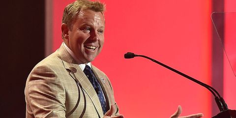 Leigh Diffey is entering his fifth season as the lead Formula 1 play-by-play broadcaster for NBC Sports.
