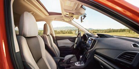 he Subaru Crosstrek has three different trims: base, Premier and Limited.