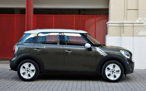 Geneva Gallery: MINI Countryman