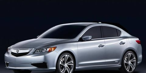 The ILX will become the entry-level car in the Acura lineup.