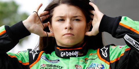 Todd Ziegler will be the car chief for Danica Patrick's Sprint Cup Series effort in 2012.