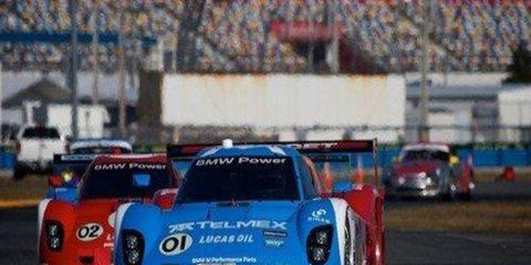 Chip Ganassi Racing with Felix Sabates completed three days of testing at Daytona in preparation for the Rolex 24.