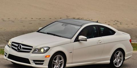 Mercedes-Benz will use four-cylinder engines built by Nissan in Tennessee in the C-class.