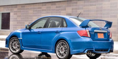 After a fun summer in our Subaru WRX STI Limited, we're ready for colder days.