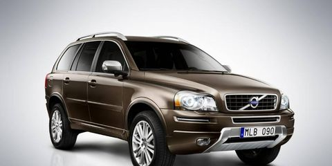 The new Volvo will hit dealerships in May