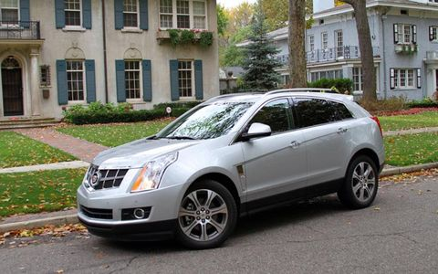 """This 2012 Cadillac SRX is one of my favorite crossovers."" - Executive Editor Roger Hart"