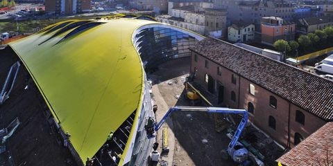 The Museo Casa Enzo Ferrari opens on March 10 in Modena, Italy.