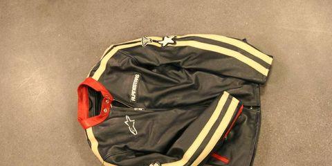 Velocity Leather Jacket from AlpineStars$500www.alpinestars.com