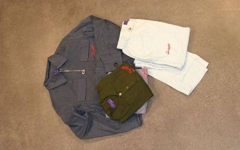 Monaco Bomber Jacket, $260; Targa Pima Polo, $95; Modena Race Pants, $160www.suixtil.com