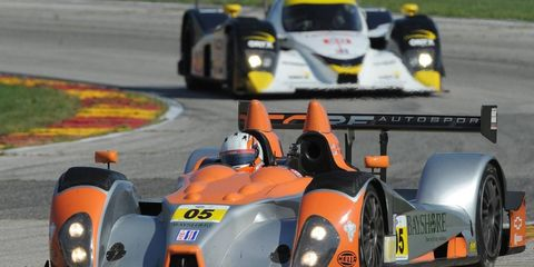 Colin Braun will be a co-driver of the No. 5 Core Autosport car in the American Le Mans Series.