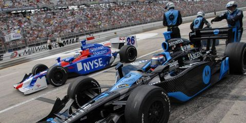 The Milwaukee Mile could still find its way on to the 2012 Izod IndyCar Series schedule.