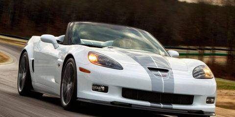 GM plans to start building the 2013 Chevrolet Corvette in May.