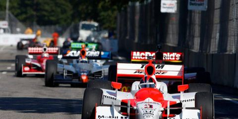 The Izod IndyCar Series returns to Belle Isle for the Detroit Grand Prix in June. It will be the first stop on the island for the series since 2008.
