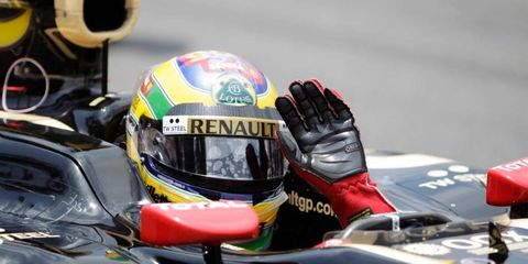 Bruno Senna, the nephew of driving legend Ayrton Senna, will drive for Williams in 2012.