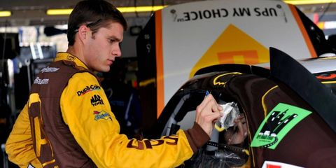 David Ragan has signed with Front Row Motorsports after a five-year run with Roush Fenway Racing.