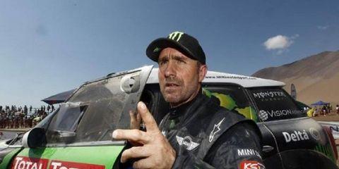 Stéphane Peterhansel captured his 10th Dakar Rally title on Sunday.