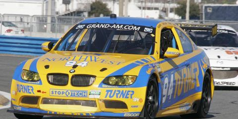 Michael Marsal and Boris Said hope to bring Turner Motorsports a championship in the 2012 Grand-Am Continental Tire Sports Car Challenge.