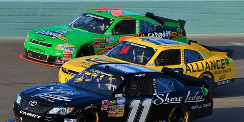 NASCAR has changed some rules this season in hopes of cutting down on tandem racing.