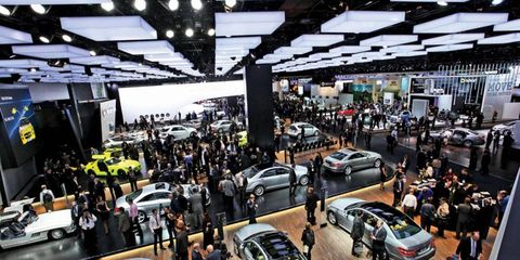 Retrospective: The Detroit auto show 2002, 1997 and 1987