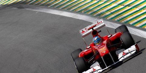 Two-time world champion Fernando Alonso is encouraged by Ferrari's latest additions to its technical staff.