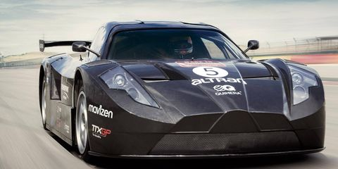 A version of the Quimera AEGT All-Electric GT car is expected to debut in demonstration runs at selected ALMS races in 2012.