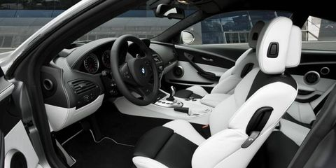 BMW's M Performance line will offer buyers many of the interior and exterior trim upgrades, without all the engine and suspension tuning.