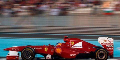 Ferrari Formula One team principal Stefano Domenicali says that the Italian team must remain calm when the 2012 season starts.