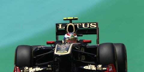 Lotus' 2011 contender the R31 will be replaced by the E20, which will honor the team's longtime factory in Enstone.