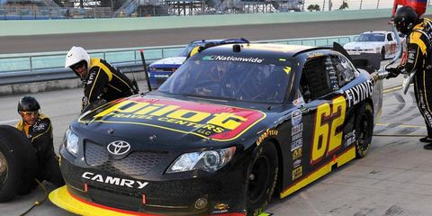 Driver Michael Annett and sponsor Pilot Travel Centers will be part of the Richard Petty Motorsports stable this season.