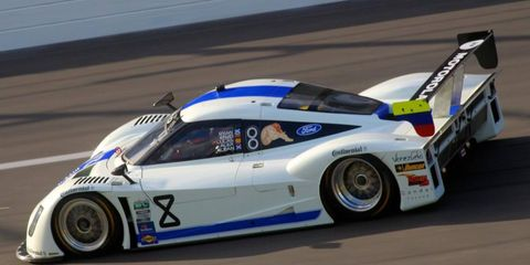 Ryan Dalziel captured the pole for the 50th-anniversary Rolex 24 at Daytona with a lap of 1:41.119 at 126.741 mph.