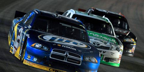 Brad Keselowski fans can rest easy, as Penske Racing has extended its deal with MillerCoors for the driver to continue in the No. 2 Miller Lite car.