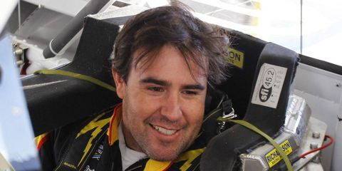 Brandon Gaughan will drive four Sprint Cup Series races and select Nationwide Series and Camping  World Truck Series events for Richard Childress Racing in 2012.