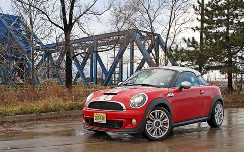 """As with every Mini so far, the steering is so responsive and the chassis so sorted and stable that it brings new meaning to ""intuitive"" in a front-drive car. ... Stunning handling."" - Executive Editor Bob Gritzinger"
