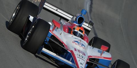 James Jakes and Alex Lloyd will drive Honda-powered cars for Dale Coyne Racing in 2012.