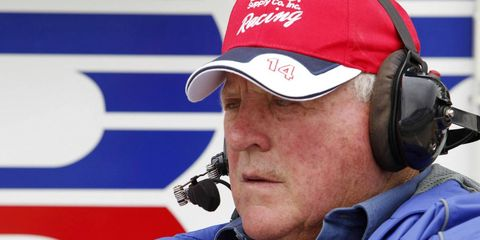 Racing legend A. J. Foyt led the first lap of the first Rolex 24 at Daytona half a century ago.