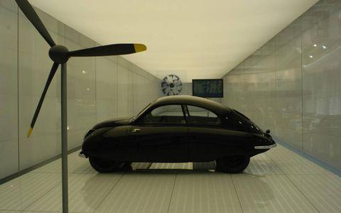 The first Ur-Saab