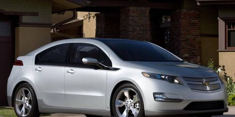 GM sold 7,671 Chevy Volts in 2011.