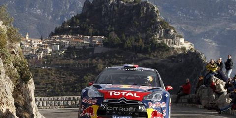 Sébastien Loeb racked up his 68th career victory and his sixth win on the Monte Carlo Rally on Sunday.