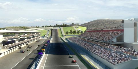 Circuit of the Americas in Austin, Texas, is starting a select-seating wait list for the 2012 Formula One U.S. Grand Prix, to be held Nov. 16-18.