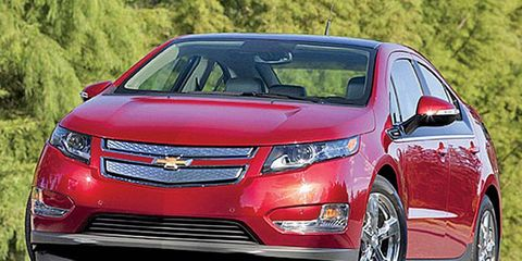 General Motors is asking its 8,000 Volt customers to have the steel surrounding their cars' battery packs reinforced by Chevy dealers.