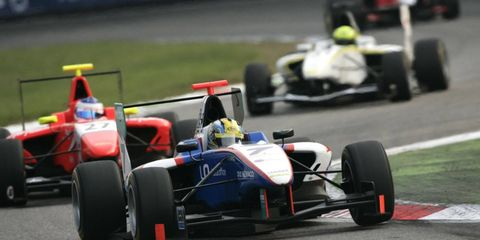 The GP3 Series will be a part of the Monaco Grand Prix weekend in May.