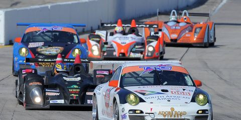 American Le Mans recently announced an amended TV schedule that will feature races on ABC, ESPN2 and ESPN3.