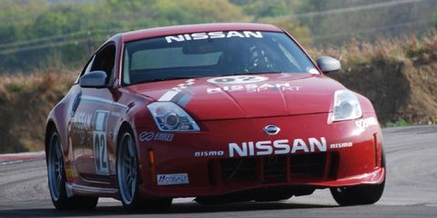 Nissan is partnering with NASA to create a Spec Z series