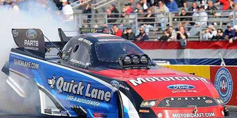 Longtime starter Mark Lyle has been named the NHRA's chief starter for the upcoming season.